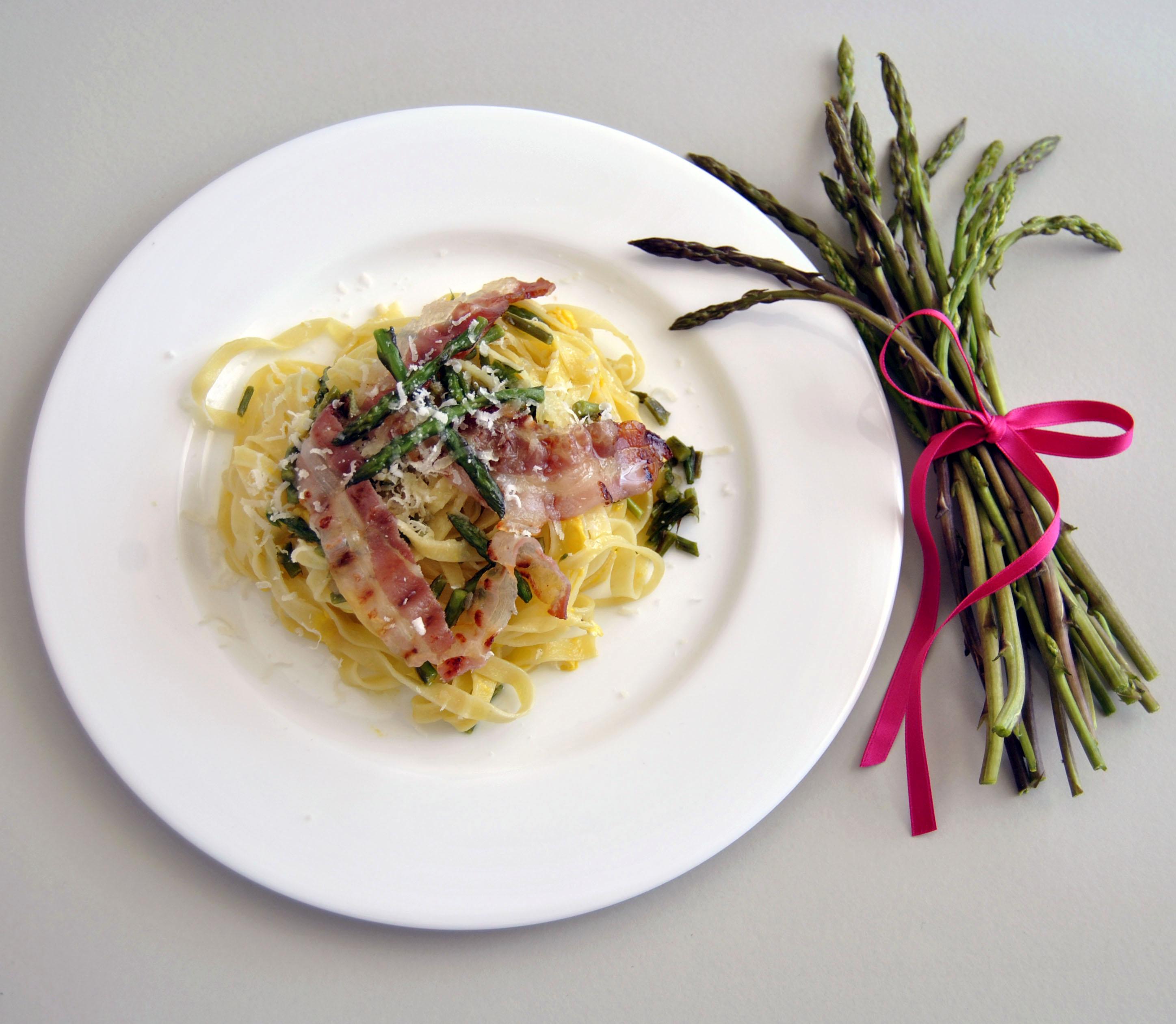 asparagi selvatici per dietare