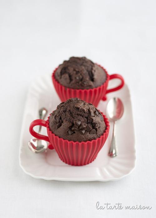Tazze doppio cioccolato