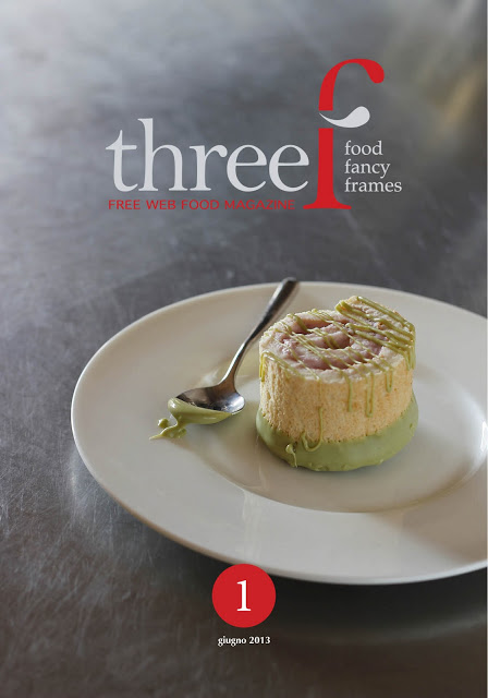 threef: non solo ricette