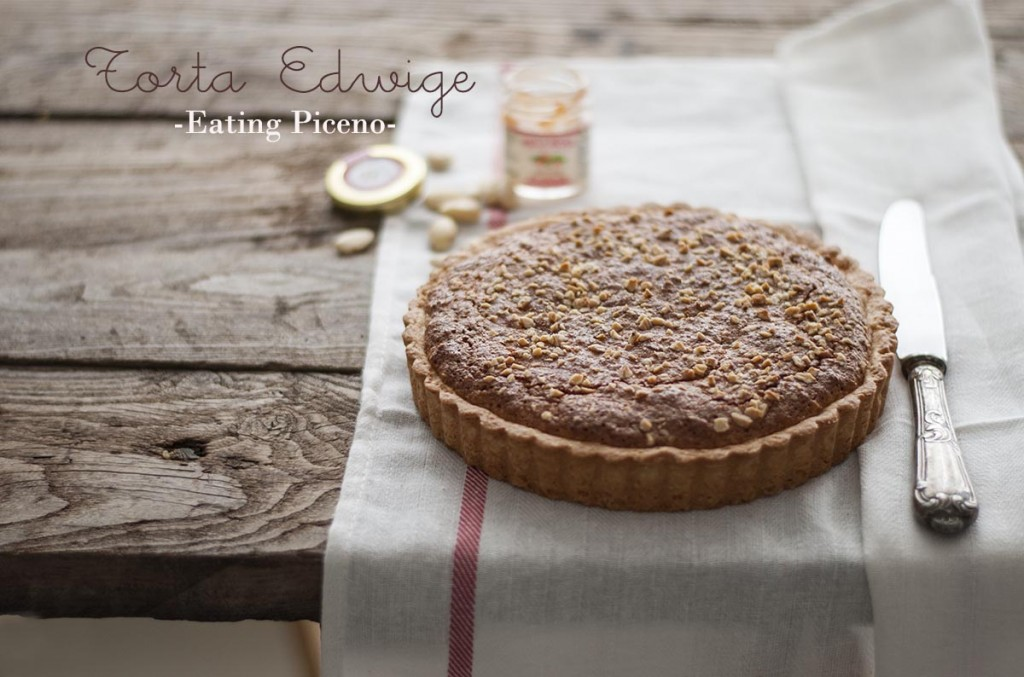 Torta Edwige #latartemaison