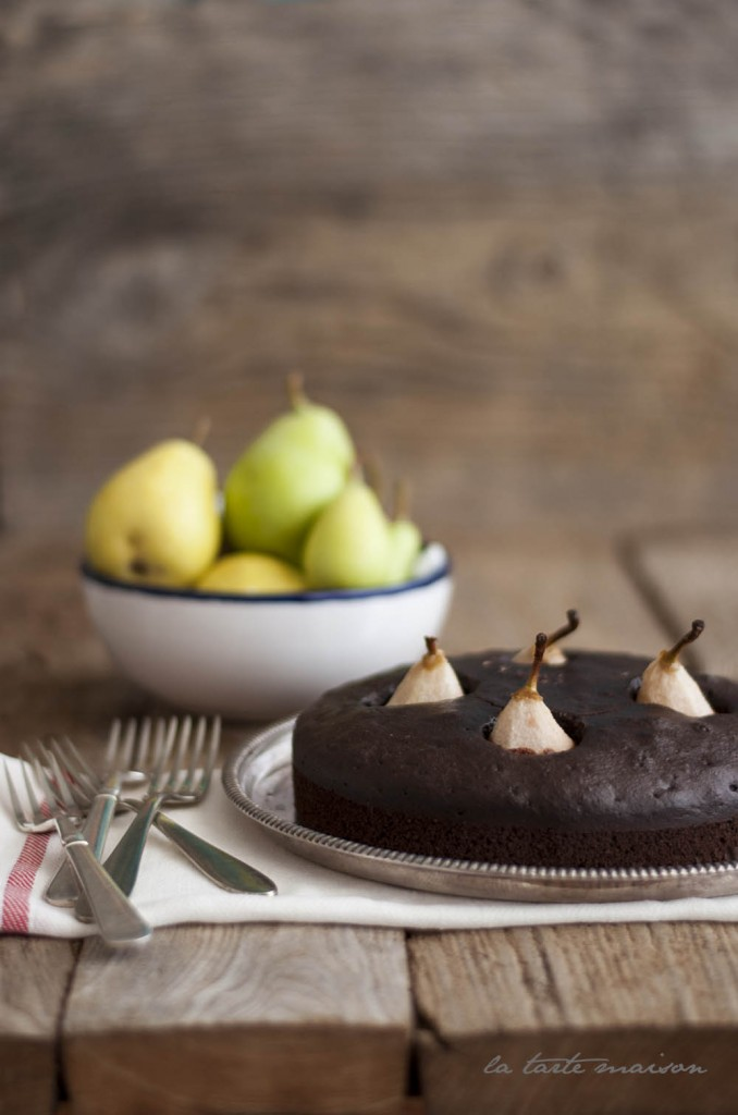 Torta cacao e pere_latartemaison1