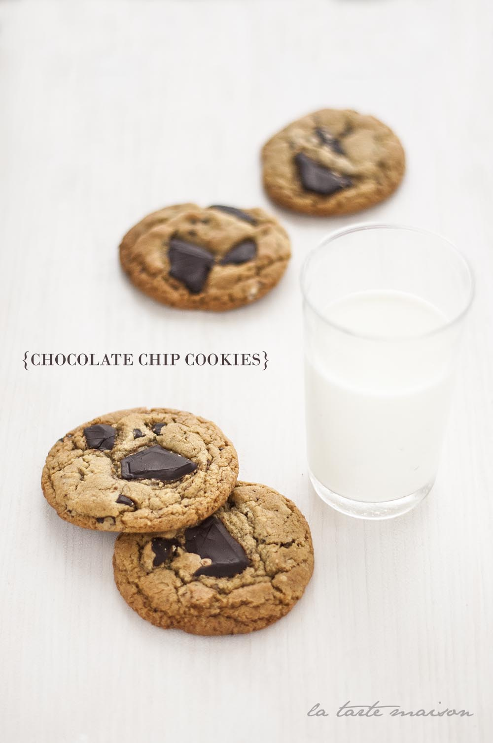 60 Second Chocolate Chip Cookie A La Mode Recipe — Dishmaps