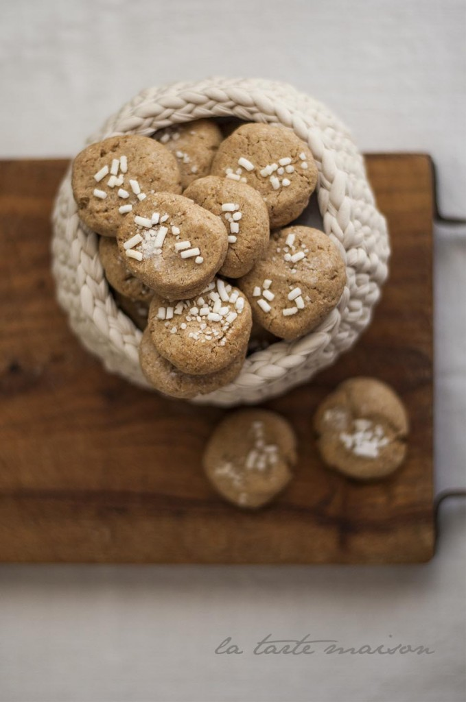 Biscotti zuccherini