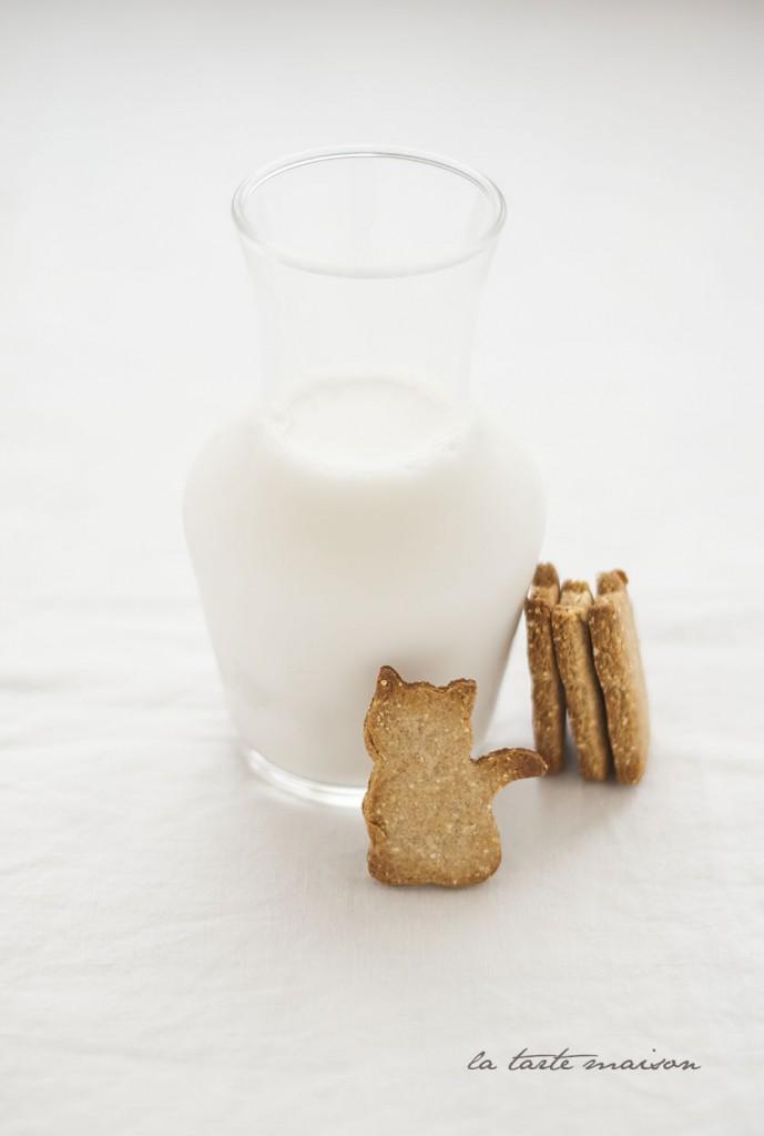 Biscotti con miglio