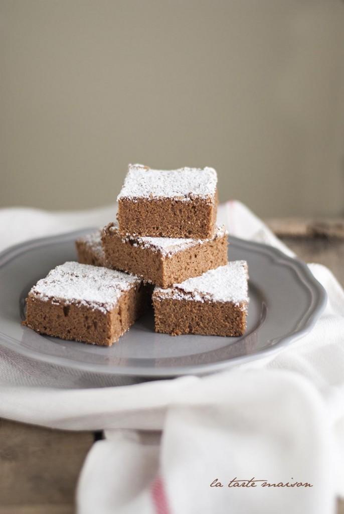 Torta al cioccolato fondente e farina di castagne_1
