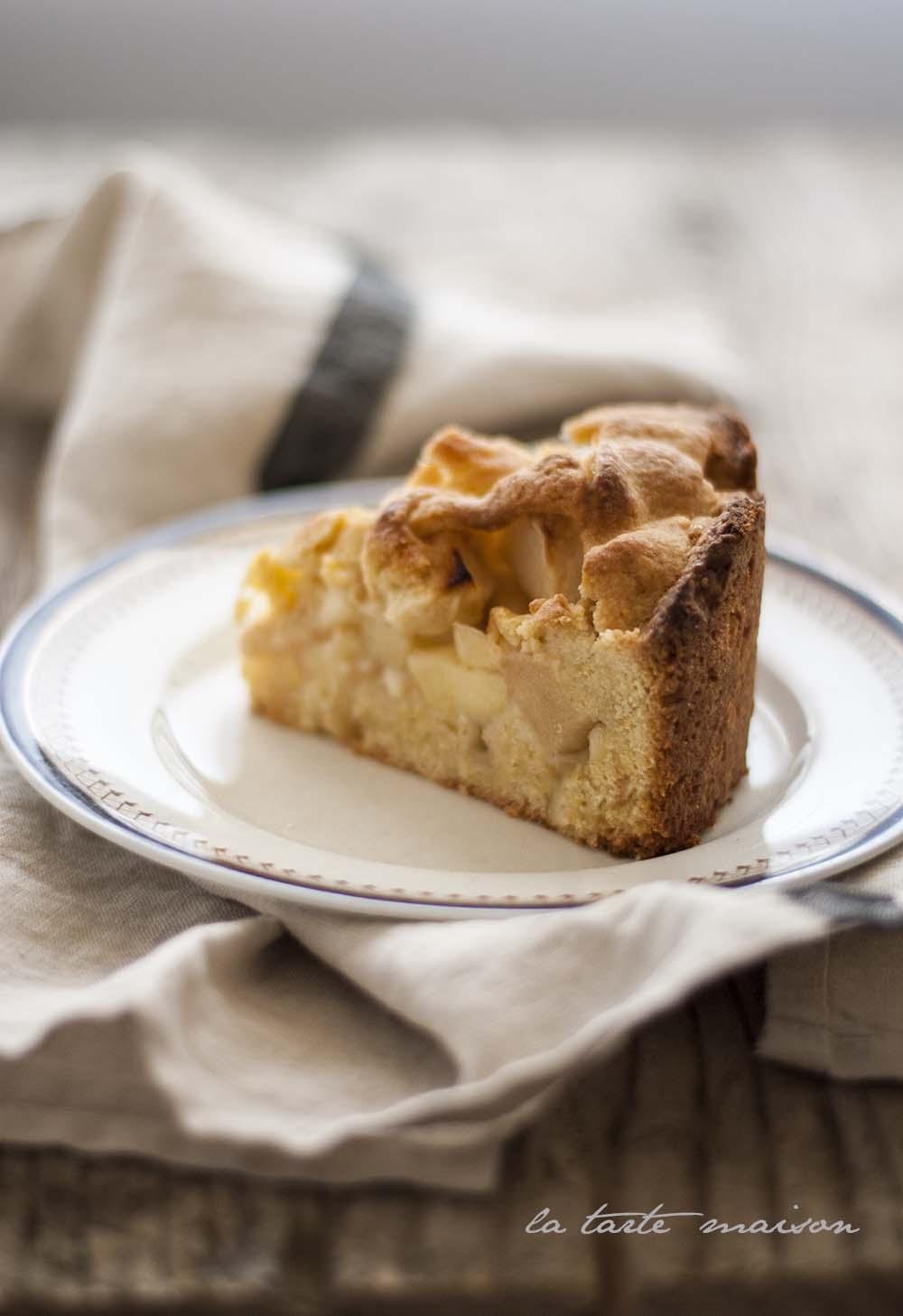 Crostata di mele l ennesima la tarte maison for Crostata di mele
