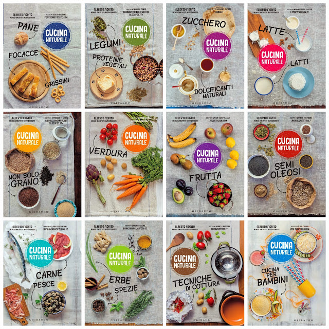 Collage Cucina Naturale