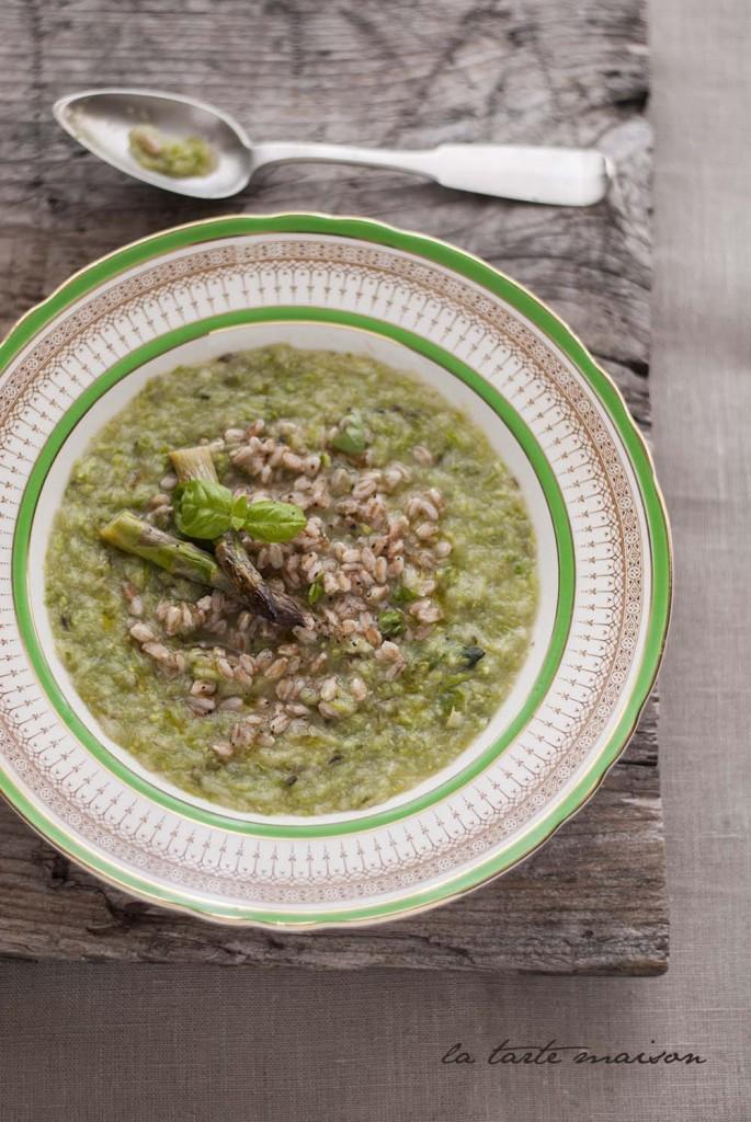 Zuppa asparagi_latartemaison