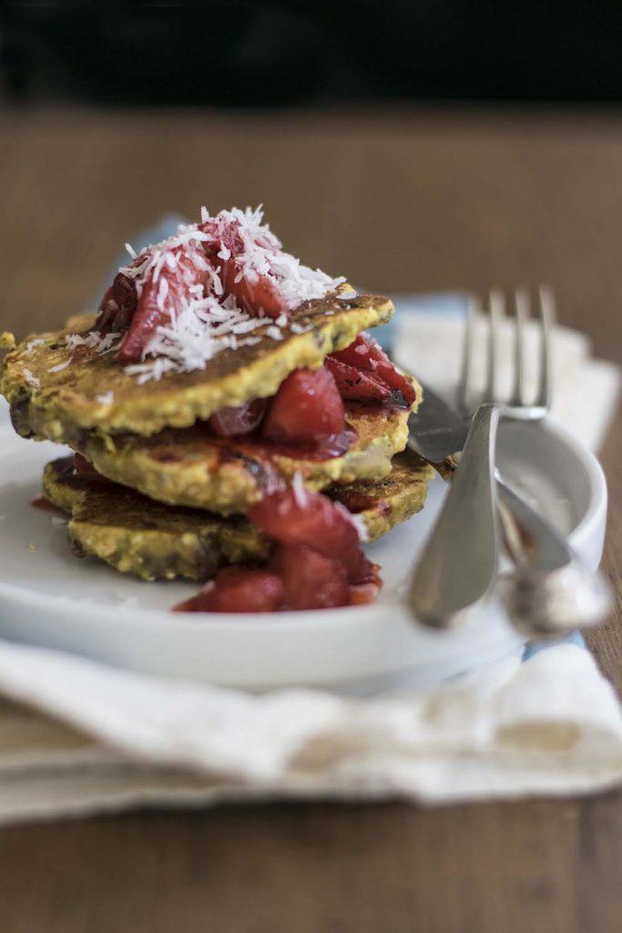 Pancake porridge