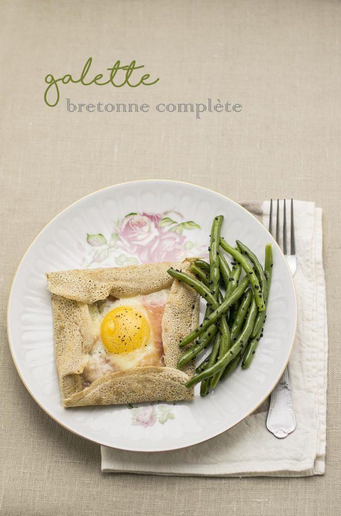 galette bretonne complète