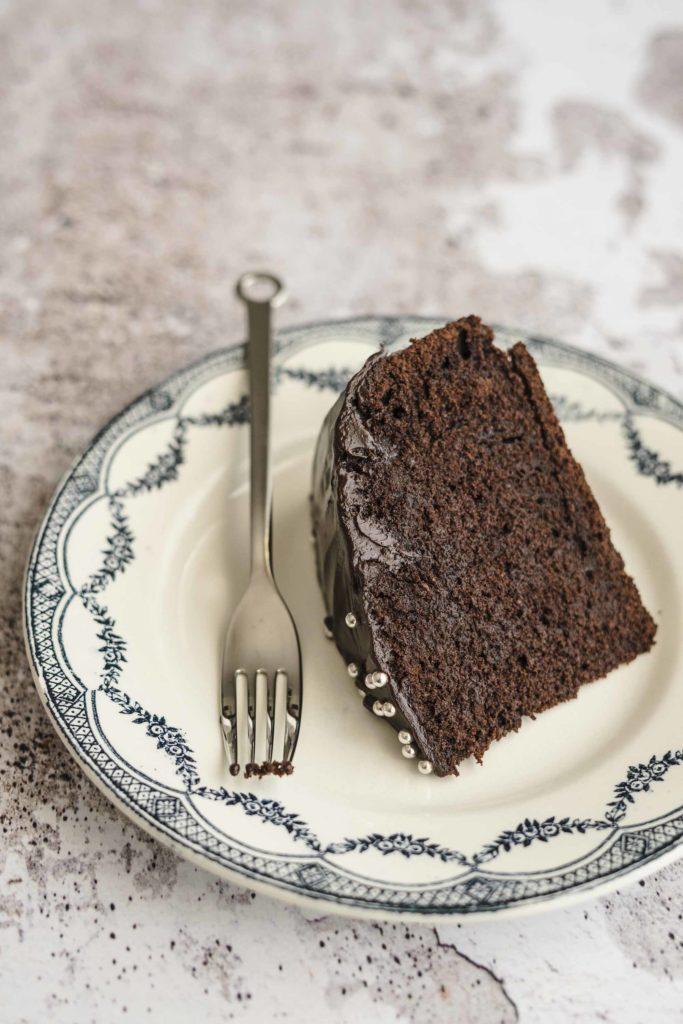 Mississipi Mud Cake torta cioccolato