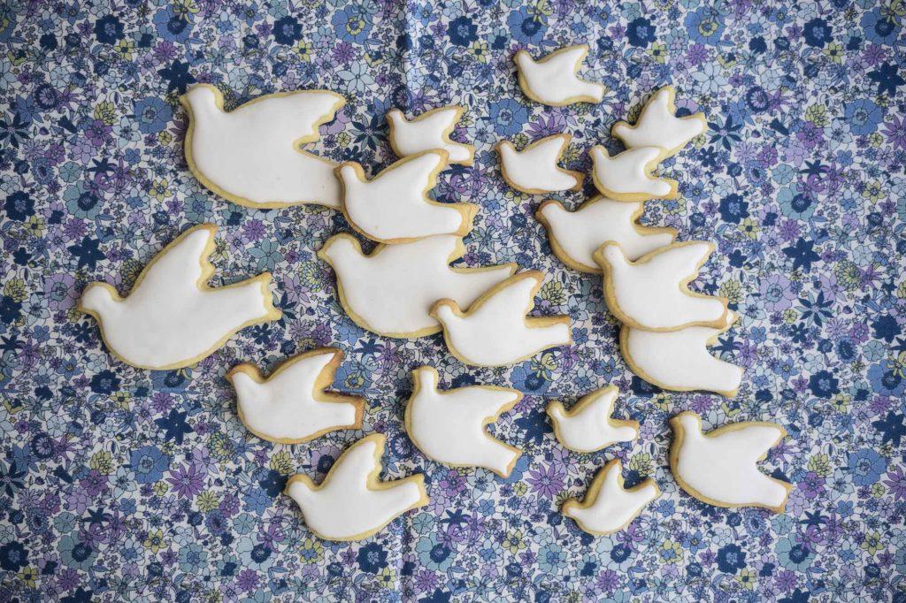 Colombine biscotti