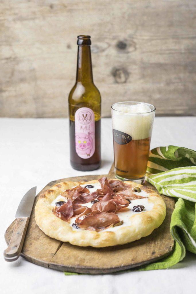 Pizza alta idratazione con MyAle