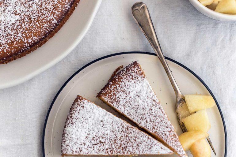 Torte Da Credenza Definizione : Torta da colazione la tarte maison