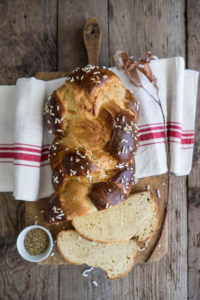 pane brioche per colazione