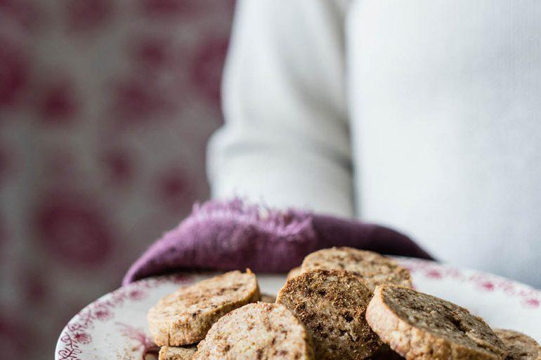 biscotti farina castagne