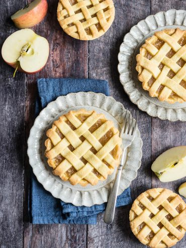Crostata composta di mele