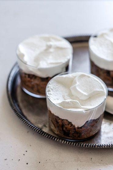 Granita cioccolato panna