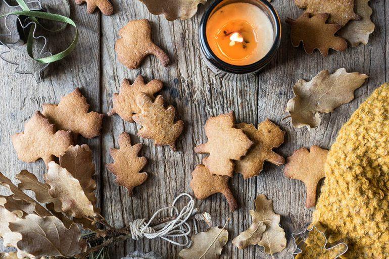 Biscotti al farro intergrale e miele